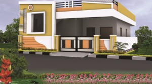 Hari Hara Residency in Mittapally village at siddipet