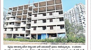 Double Bedroom houses by Telangana government